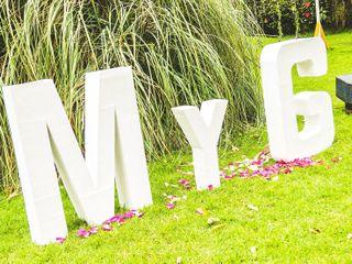 El matrimonio de Mile y Goyo 2