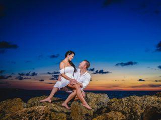 El matrimonio de Orestes y Andrea en Cartagena, Bolívar 30