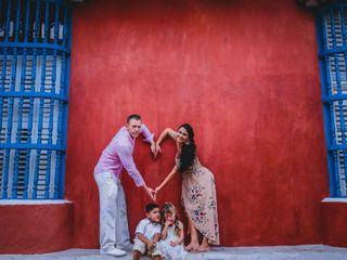 El matrimonio de Orestes y Andrea en Cartagena, Bolívar 53