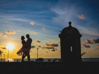 El matrimonio de Orestes y Andrea en Cartagena, Bolívar 58