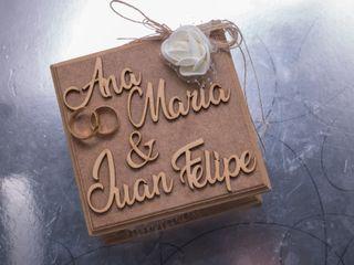 El matrimonio de Ana y Felipe 2