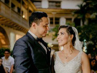 El matrimonio de Jorge Blanco Garita y Juliett Garcés Polo 2
