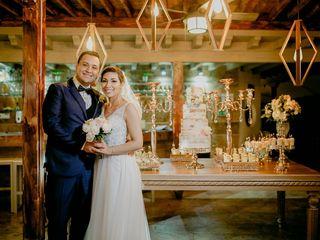 El matrimonio de Jorge Blanco Garita y Juliett Garcés Polo 3