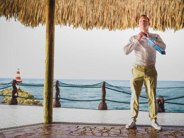 El matrimonio de Orestes y Andrea en Cartagena, Bolívar 7