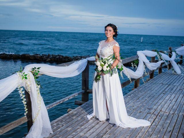 El matrimonio de Orestes y Andrea en Cartagena, Bolívar 11