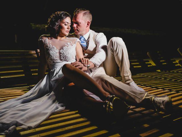 El matrimonio de Orestes y Andrea en Cartagena, Bolívar 15