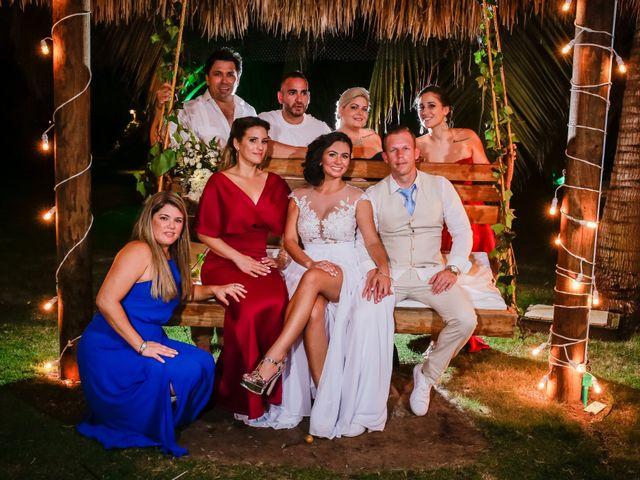El matrimonio de Orestes y Andrea en Cartagena, Bolívar 17