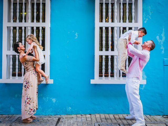 El matrimonio de Orestes y Andrea en Cartagena, Bolívar 23
