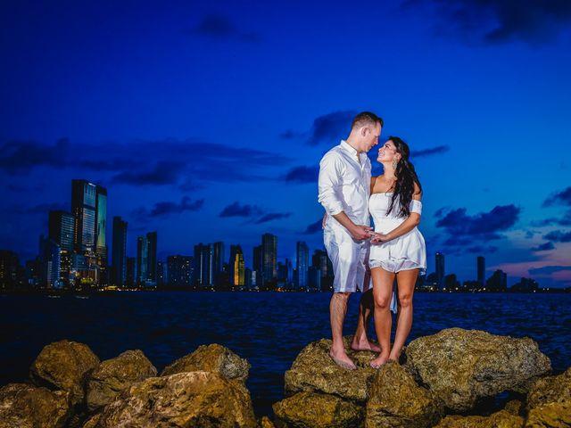 El matrimonio de Orestes y Andrea en Cartagena, Bolívar 35