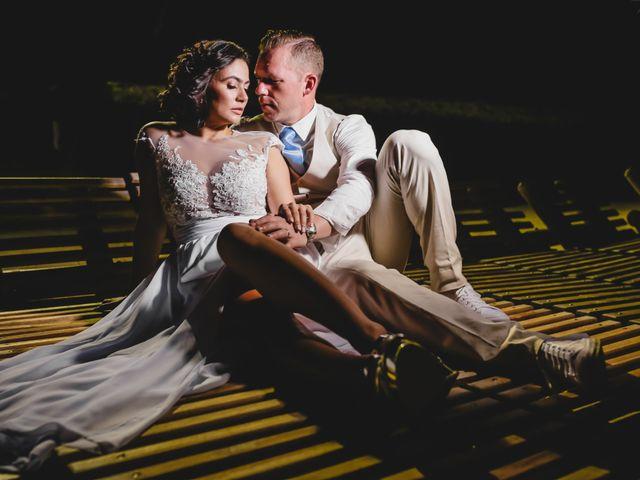 El matrimonio de Orestes y Andrea en Cartagena, Bolívar 34