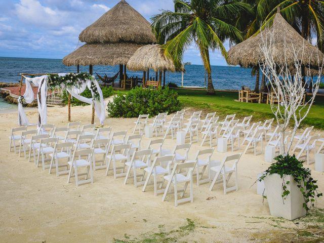 El matrimonio de Orestes y Andrea en Cartagena, Bolívar 43