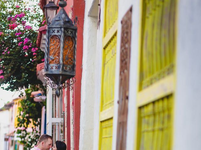 El matrimonio de Orestes y Andrea en Cartagena, Bolívar 48