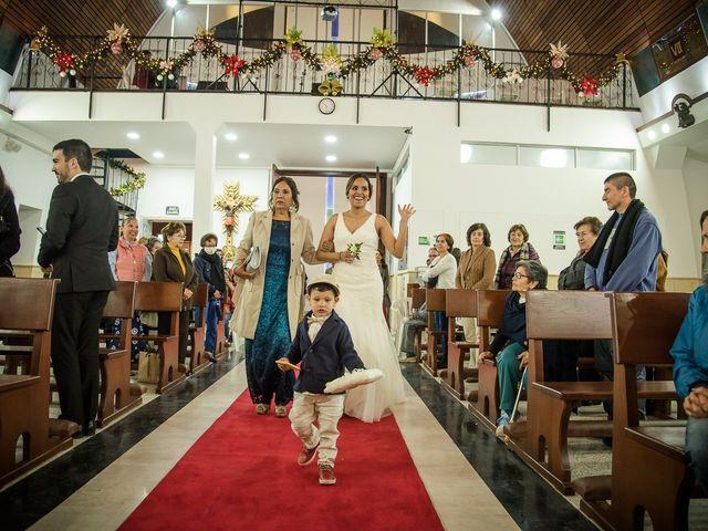 El matrimonio de Jorge y Andrea en Bogotá, Bogotá DC 19