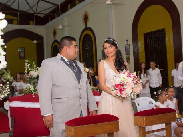 El matrimonio de Jeison y Dayana en Sopetrán, Antioquia 22