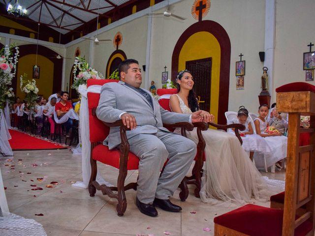 El matrimonio de Jeison y Dayana en Sopetrán, Antioquia 27