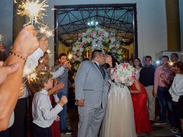 El matrimonio de Jeison y Dayana en Sopetrán, Antioquia 30