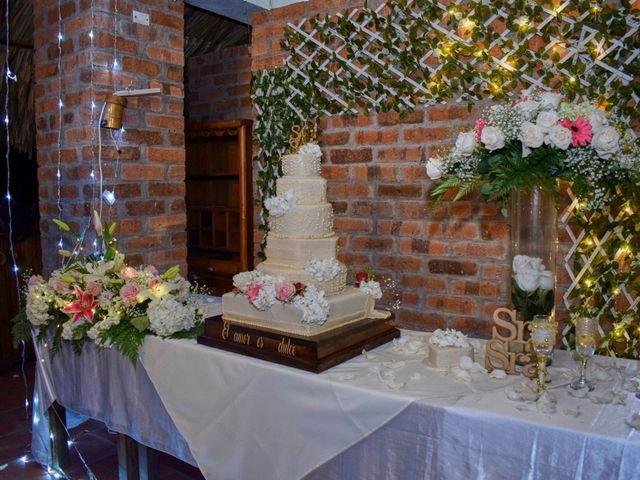 El matrimonio de Jeison y Dayana en Sopetrán, Antioquia 31