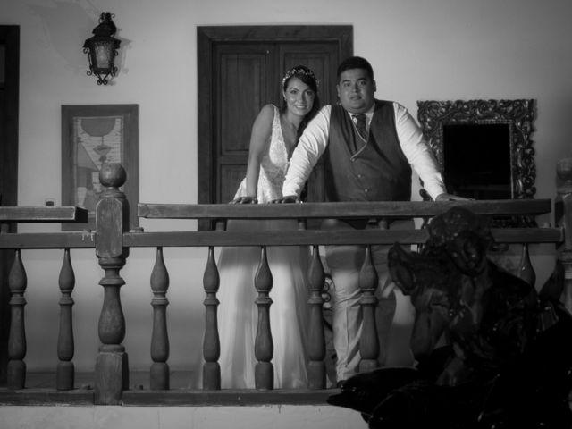 El matrimonio de Jeison y Dayana en Sopetrán, Antioquia 35