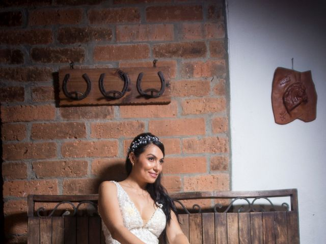 El matrimonio de Jeison y Dayana en Sopetrán, Antioquia 39