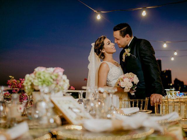 El matrimonio de Jorge Blanco Garita y Juliett Garcés Polo