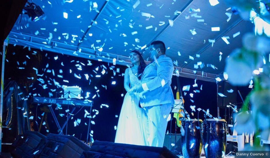 El matrimonio de Jeison y Dayana en Sopetrán, Antioquia