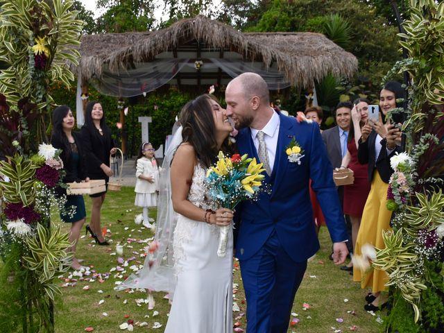 El matrimonio de Yessica y Tony