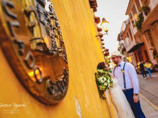 El matrimonio de Laura y Christ en Cartagena, Bolívar 37