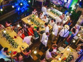 El matrimonio de Laura y Christ en Cartagena, Bolívar 15