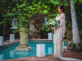 El matrimonio de Laura y Christ en Cartagena, Bolívar 26