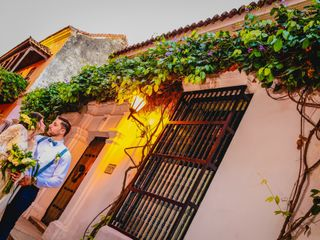 El matrimonio de Laura y Christ en Cartagena, Bolívar 27