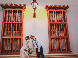 El matrimonio de Laura y Christ en Cartagena, Bolívar 28