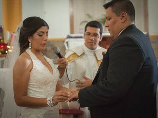 El matrimonio de Maríangel y José Miguel 3