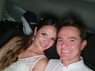 El matrimonio de Lina Maria y Edwin