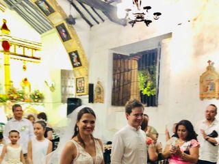 El matrimonio de Lina Maria y Edwin 3