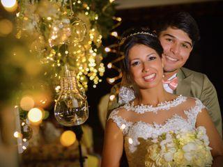El matrimonio de Cristina y Luis