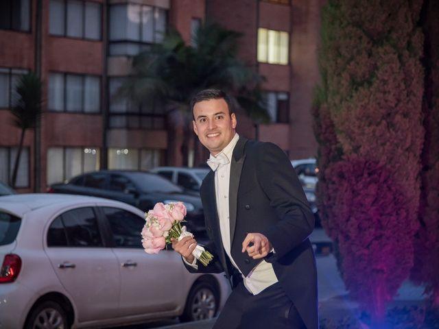 El matrimonio de Daniel y Johanna en Bogotá, Bogotá DC 12