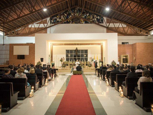 El matrimonio de Daniel y Johanna en Bogotá, Bogotá DC 32