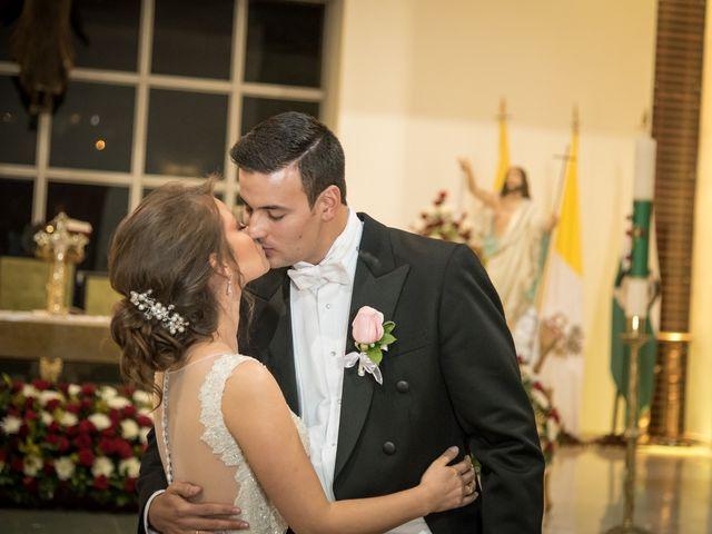 El matrimonio de Daniel y Johanna en Bogotá, Bogotá DC 35