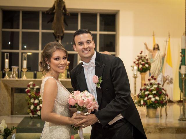 El matrimonio de Daniel y Johanna en Bogotá, Bogotá DC 36
