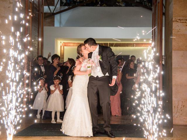 El matrimonio de Daniel y Johanna en Bogotá, Bogotá DC 43