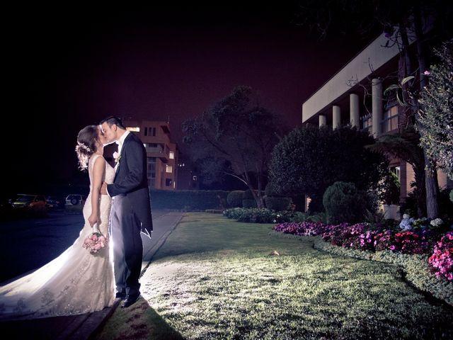 El matrimonio de Johanna y Daniel