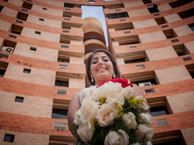 El matrimonio de José Miguel y Maríangel en Bucaramanga, Santander 1