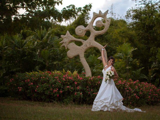 El matrimonio de José Miguel y Maríangel en Bucaramanga, Santander 8