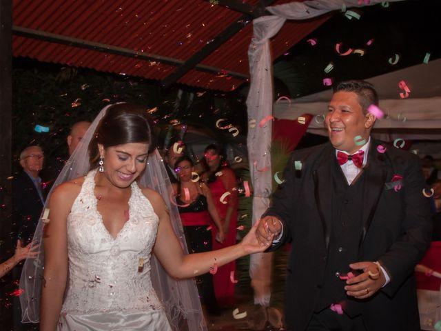 El matrimonio de Maríangel y José Miguel