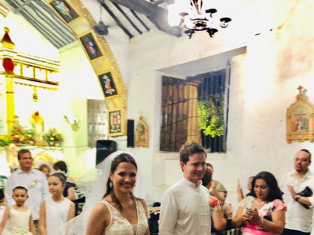 El matrimonio de Edwin y Lina Maria en San Sebastián de Mariquita, Tolima 1