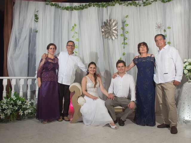 El matrimonio de Edwin y Lina Maria en San Sebastián de Mariquita, Tolima 5
