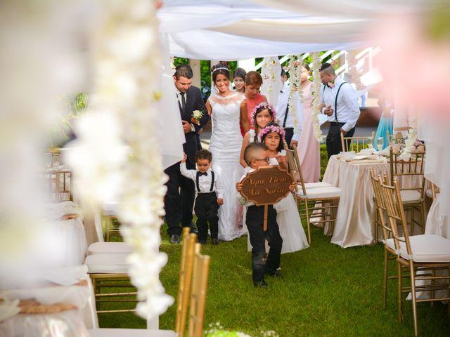 El matrimonio de Luis y Cristina en Tuluá, Valle del Cauca 2