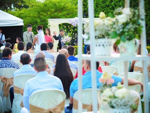 El matrimonio de Luis y Cristina en Tuluá, Valle del Cauca 5