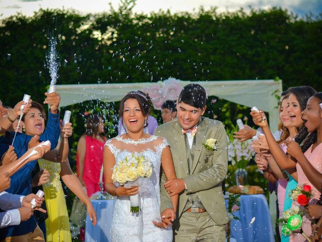 El matrimonio de Luis y Cristina en Tuluá, Valle del Cauca 8