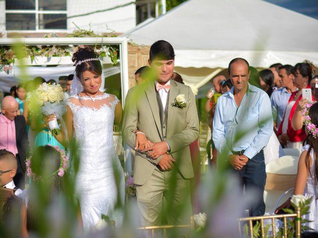 El matrimonio de Luis y Cristina en Tuluá, Valle del Cauca 33